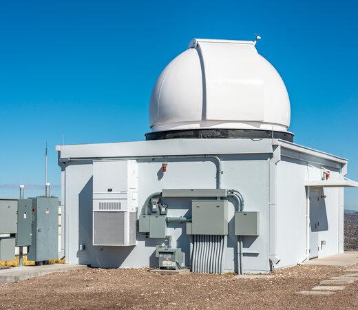 NASA Space Geodesy Satellite Laser Ranging Facility