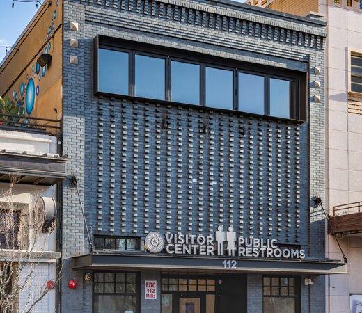 City of El Paso San Jacinto Public Restrooms Renovation