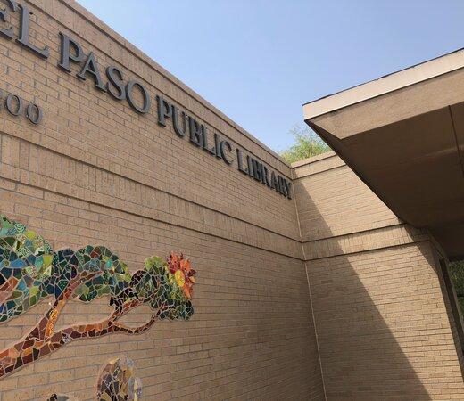 City of El Paso Memorial Library Renovations