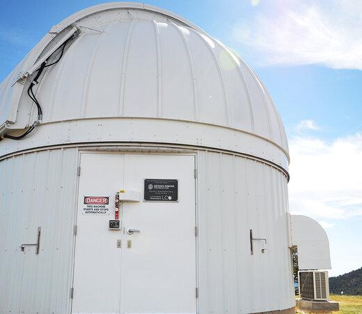 Construction Management LCOGT Telescopes